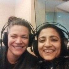 Sarah Bellamy & Ananya Chatterjea on MPR