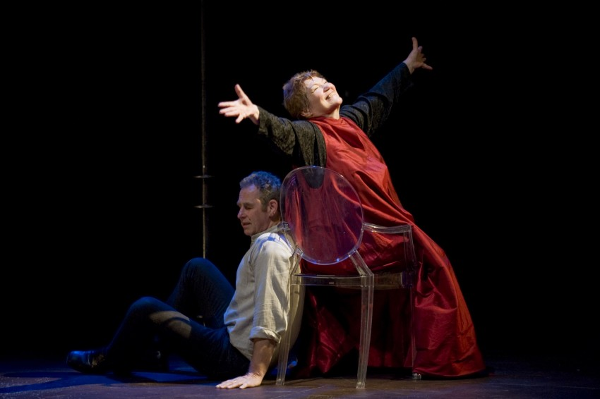 """Women of Will"" deconstructs and conjures Shakespeare's most famous female characters, Feb. 4. Photo Kevin Sprague"