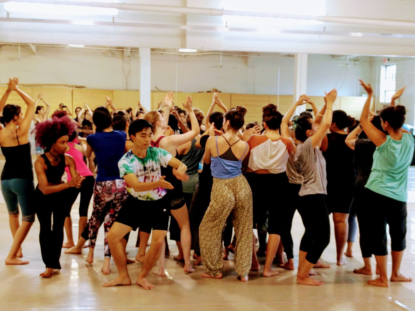 Summer Intensive with Ananya Dance Theatre
