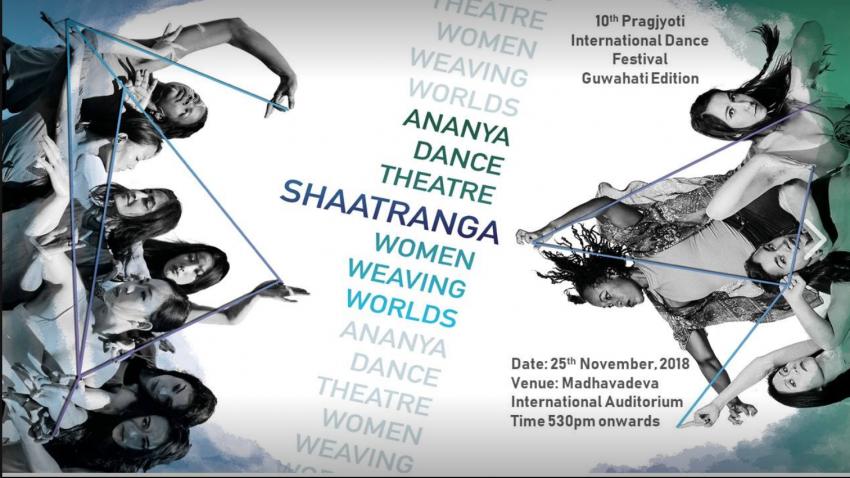 Ananya Dance Theatre at three dance festivals in Delhi and